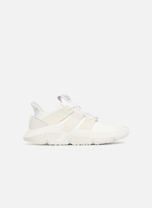 Sneaker Adidas Originals Prophere weiß ansicht von hinten