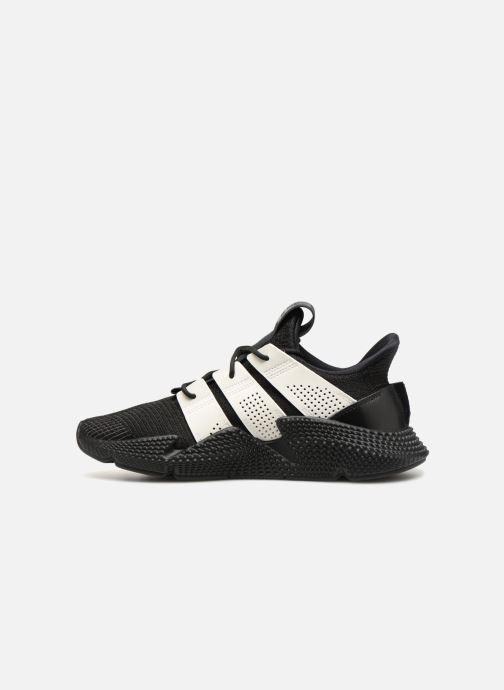 Sneaker Adidas Originals Prophere schwarz ansicht von vorne