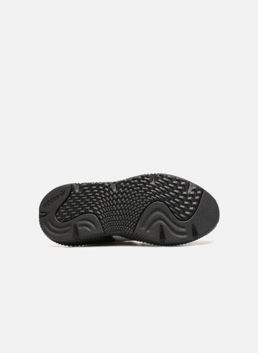 Sneaker adidas originals Prophere schwarz ansicht von oben
