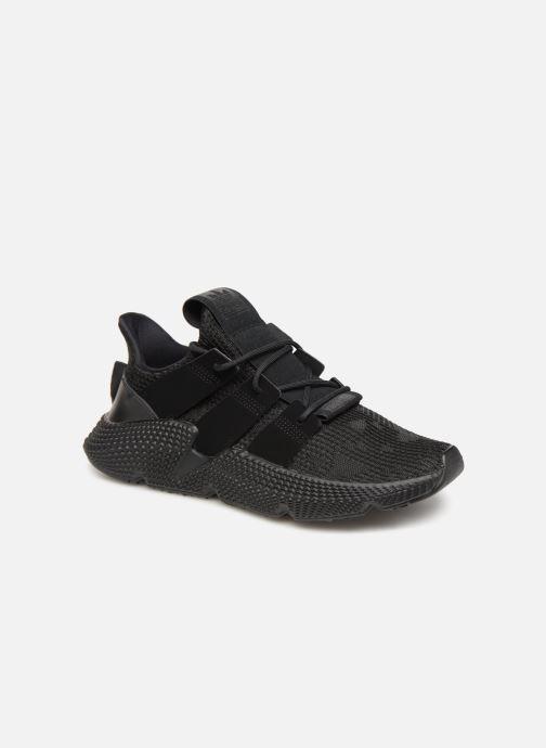 Sneakers adidas originals Prophere Sort detaljeret billede af skoene