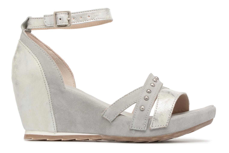 Sandales et nu-pieds Khrio Sokemo / saio perla Gris vue derrière