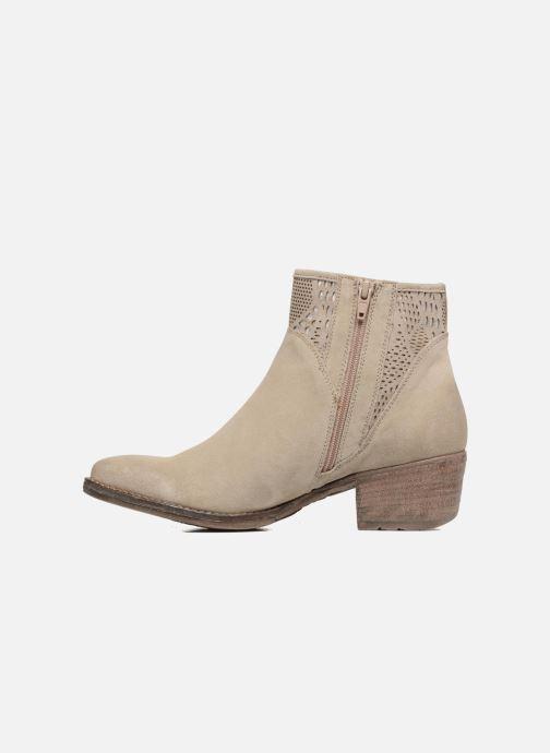 Bottines et boots Khrio Caloda / saio sand Beige vue face