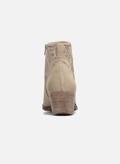 Bottines et boots Khrio Caloda / saio sand Beige vue droite