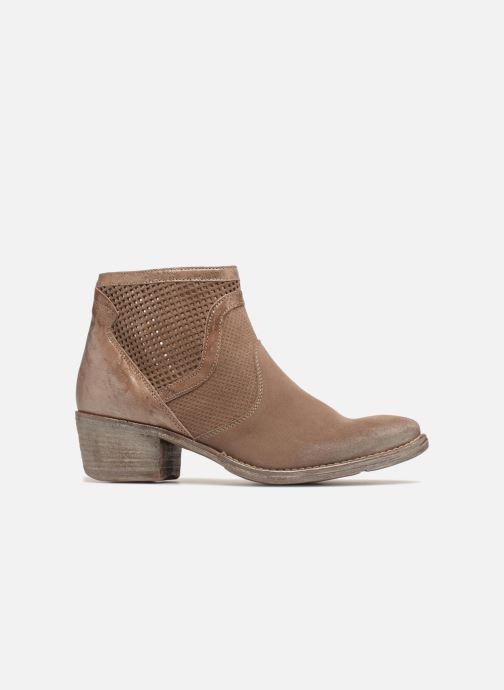 Bottines et boots Khrio Sinuko saio ebano Marron vue derrière