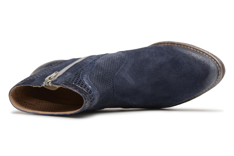 Khrio Sinuko saio prussia (Azul) - Botines cómodo  en Más cómodo Botines Gran descuento 4b6ad1