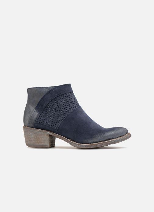 Bottines et boots Khrio Taloha saio prussia Bleu vue derrière