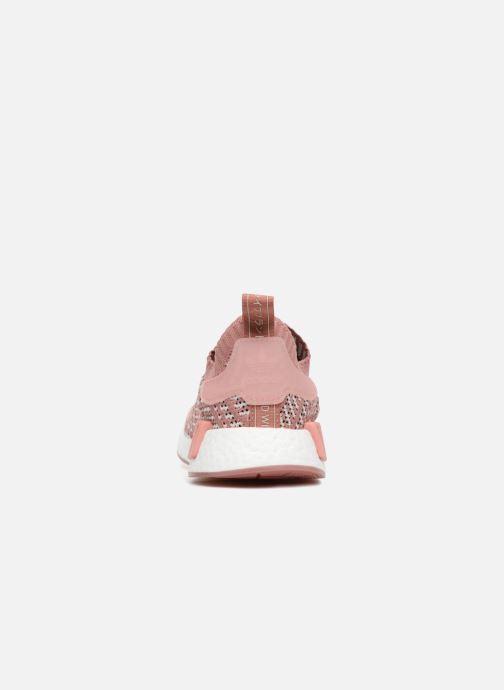 Sneakers adidas originals Nmd_R1 Stlt Pk W Pink Se fra højre