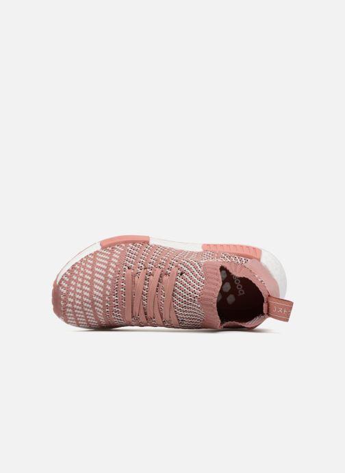 Sneaker adidas originals Nmd_R1 Stlt Pk W rosa ansicht von links