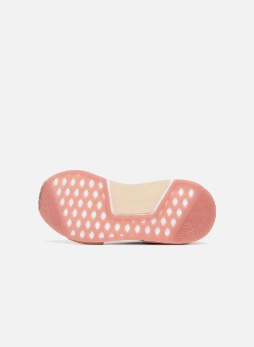 Sneaker Adidas Originals Nmd_R1 Stlt Pk W rosa ansicht von oben