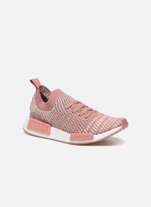 Sneakers adidas originals Nmd_R1 Stlt Pk W Pink detaljeret billede af skoene