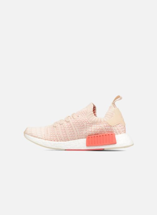 Baskets adidas originals Nmd_R1 Stlt Pk W Rose vue face