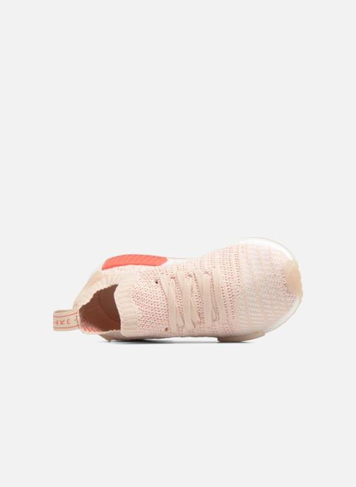 Sneakers adidas originals Nmd_R1 Stlt Pk W Rosa immagine sinistra