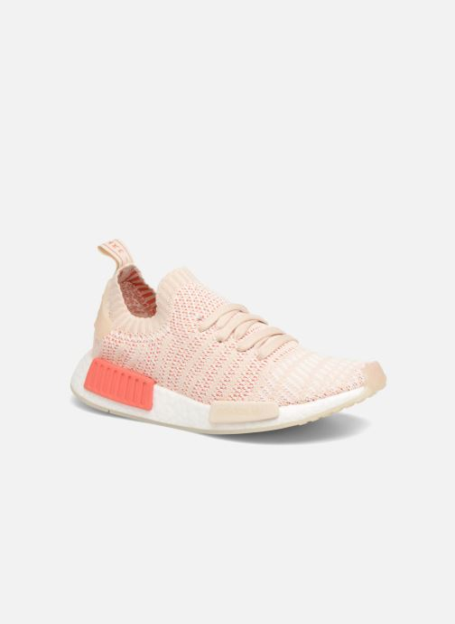 Baskets adidas originals Nmd_R1 Stlt Pk W Rose vue détail/paire