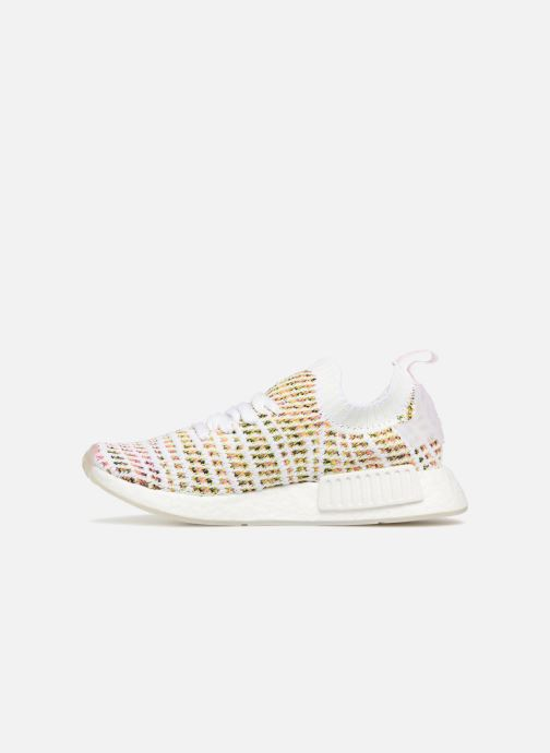 Sneakers adidas originals Nmd_R1 Stlt Pk W Bianco immagine frontale