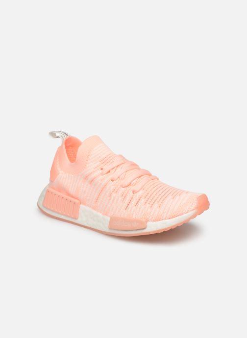 Baskets adidas originals Nmd_R1 Stlt Pk W Rose vue détail/paire