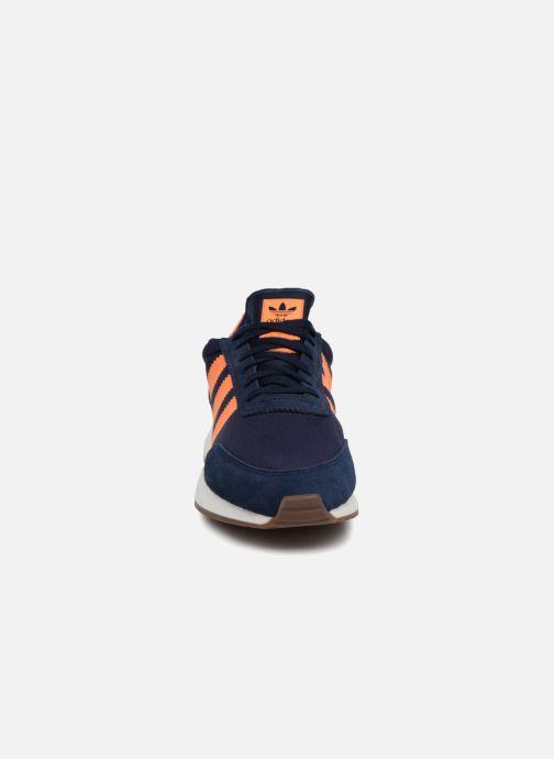 Sneaker Adidas Originals I-5923 blau schuhe getragen