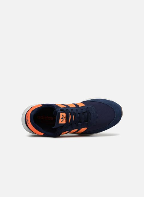 Trainers adidas originals I-5923 Blue view from the left