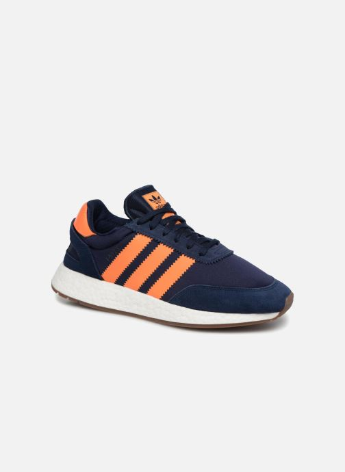 Trainers adidas originals I-5923 Blue detailed view/ Pair view
