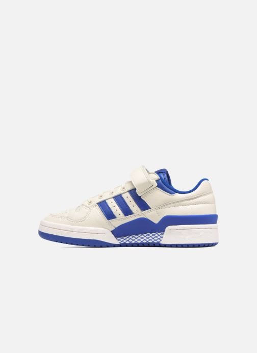 Sneakers Adidas Originals Forum Lo Bianco immagine frontale