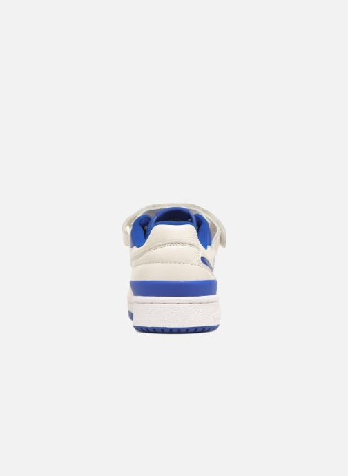 Sneakers adidas originals Forum Lo Bianco immagine destra