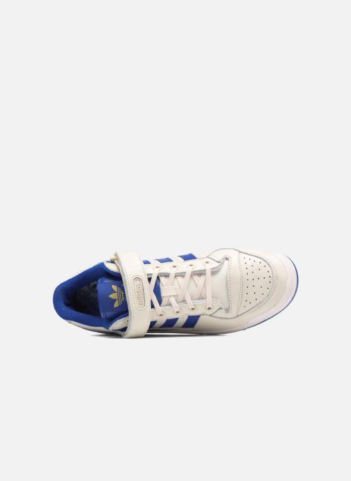 Sneakers adidas originals Forum Lo Bianco immagine sinistra