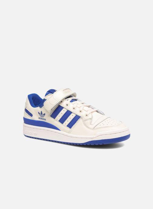 buy popular 933f2 615cc Baskets adidas originals Forum Lo Blanc vue détail paire