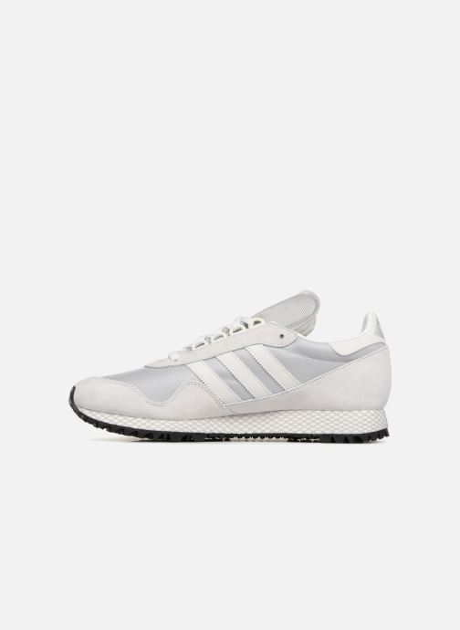 Trainers Adidas Originals New York Grey front view