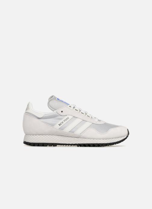 Trainers Adidas Originals New York Grey back view