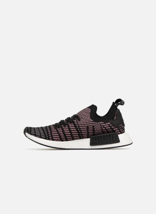 Sneakers adidas originals Nmd_R1 Stlt Pk Nero immagine frontale