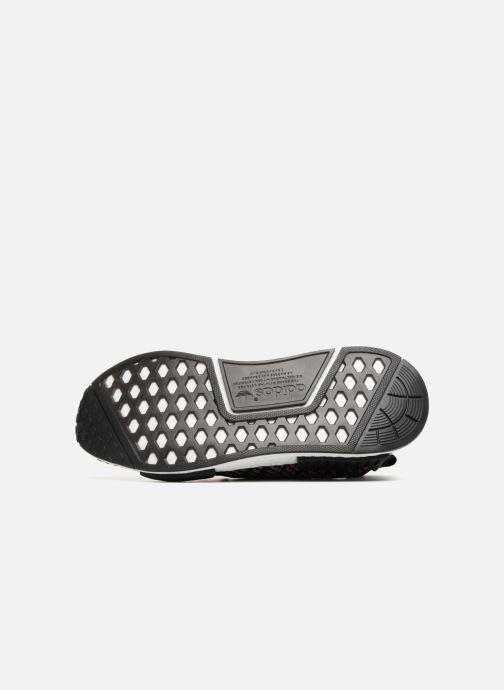 Sneaker adidas originals Nmd_R1 Stlt Pk schwarz ansicht von oben