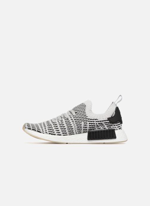 Sneakers adidas originals Nmd_R1 Stlt Pk Beige bild från framsidan