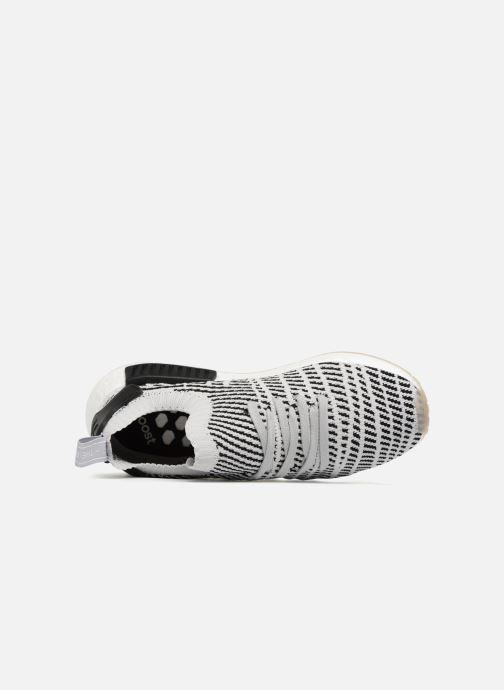 Sneakers adidas originals Nmd_R1 Stlt Pk Beige bild från vänster sidan