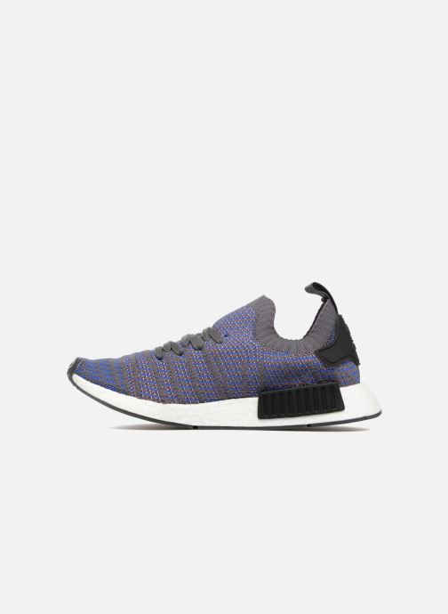 Baskets adidas originals Nmd_R1 Stlt Pk Bleu vue face
