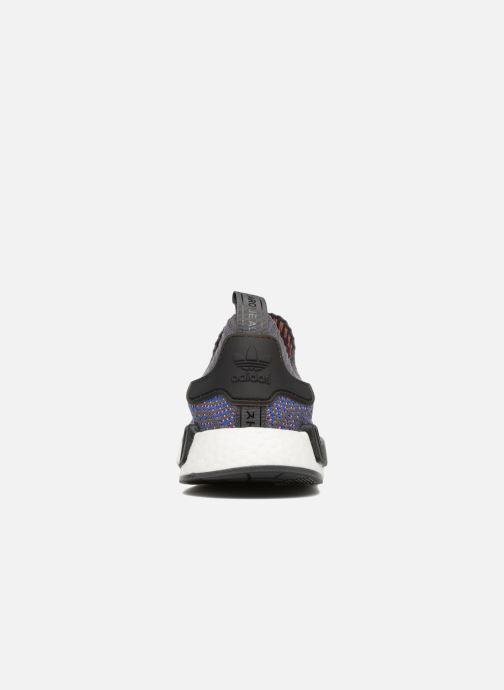 Sneaker Adidas Originals Nmd_R1 Stlt Pk blau ansicht von rechts
