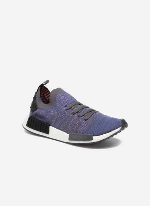 Baskets adidas originals Nmd_R1 Stlt Pk Bleu vue détail/paire