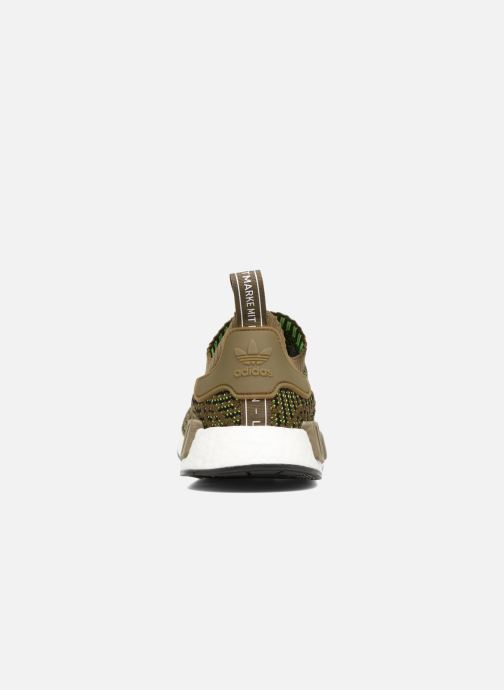 Sneakers adidas originals Nmd_R1 Stlt Pk Marrone immagine destra