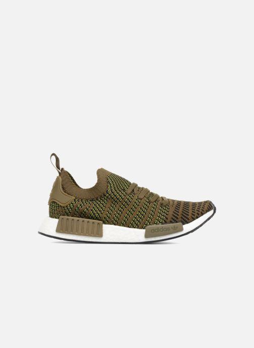 Sneakers adidas originals Nmd_R1 Stlt Pk Brun bild från baksidan