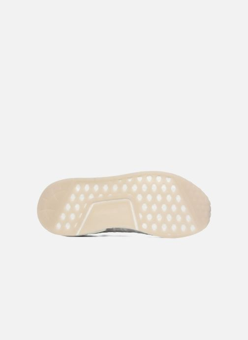 Sneakers adidas originals Nmd_R1 Stlt Pk Hvid se foroven