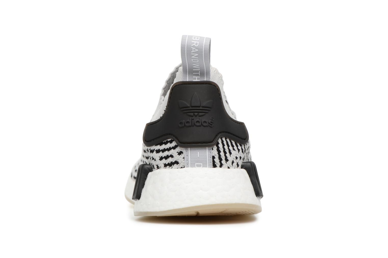 Baskets Adidas Originals Nmd_R1 Stlt Pk Beige vue droite
