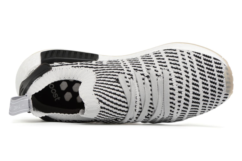 Baskets Adidas Originals Nmd_R1 Stlt Pk Beige vue gauche
