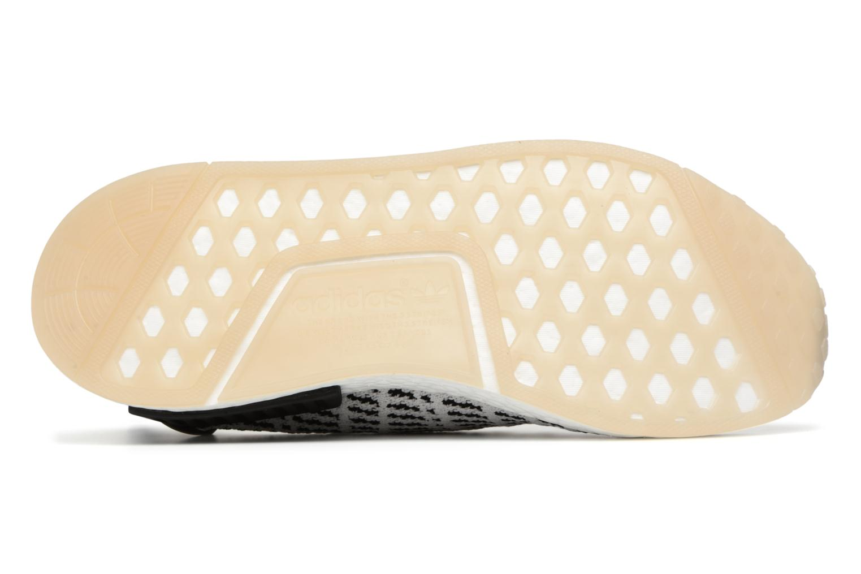 Baskets Adidas Originals Nmd_R1 Stlt Pk Beige vue haut