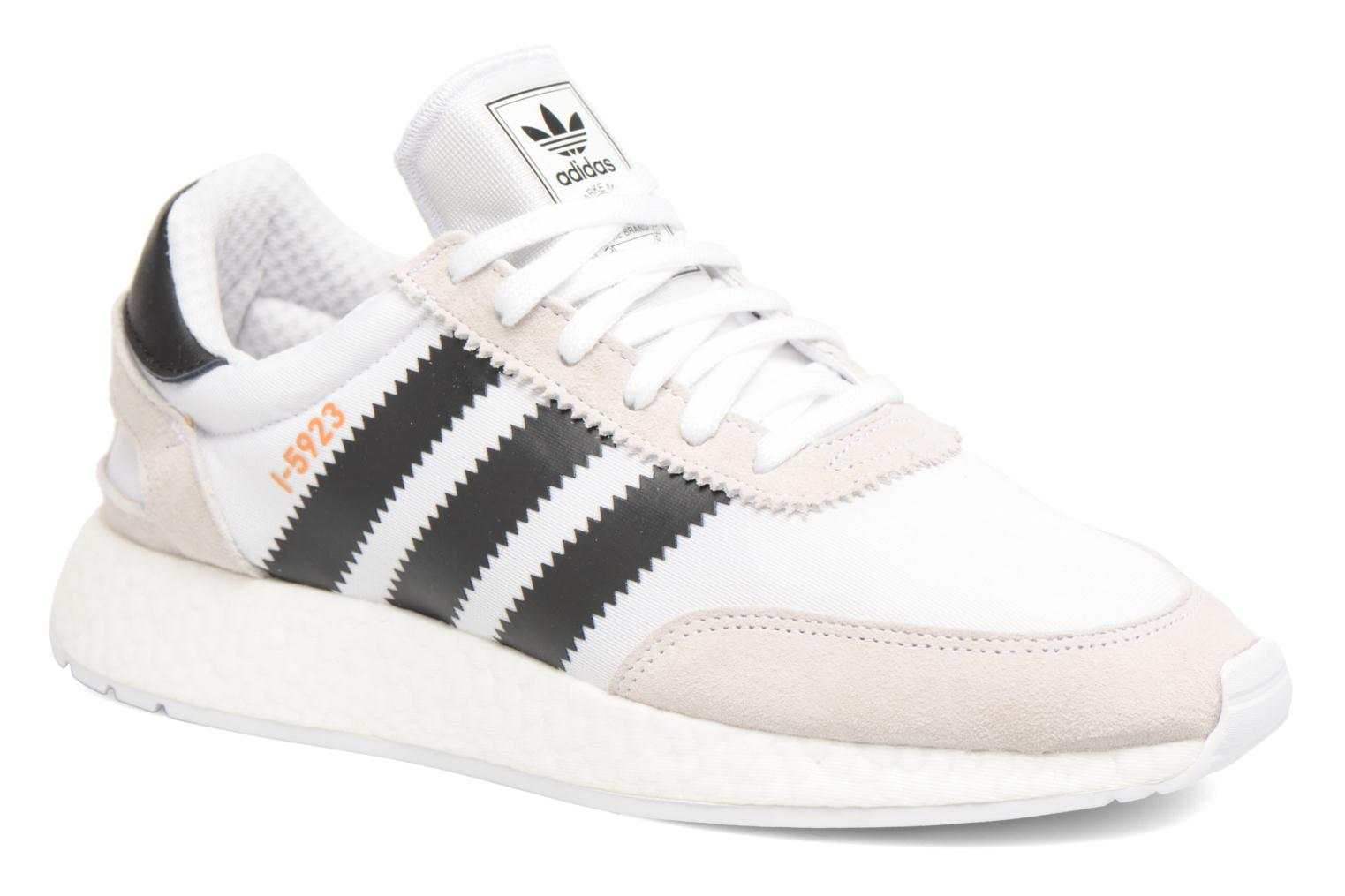 Baskets Adidas Originals I-5923 M Blanc vue détail/paire