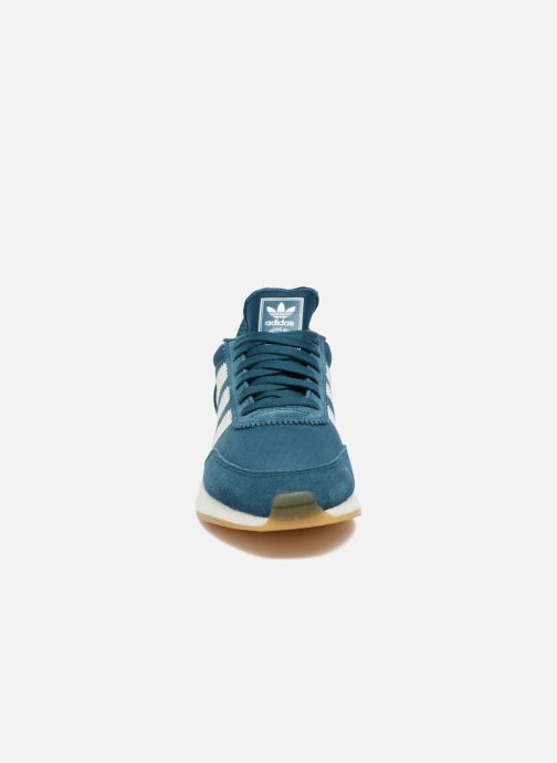 Sneaker adidas originals I-5923 W blau schuhe getragen