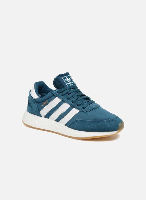 sports shoes 188eb 2d0b7 Sneakers Adidas Originals I-5923 W Blå detaljeret billede af skoene