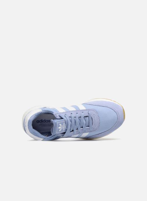 Sneaker Adidas Originals I-5923 W blau ansicht von links