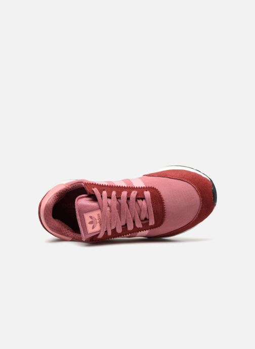 Trainers Adidas Originals I-5923 W Pink view from the left