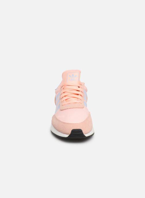 Sneaker adidas originals I-5923 W rosa schuhe getragen