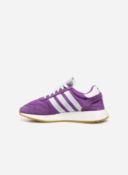 Baskets adidas originals I-5923 W Violet vue face