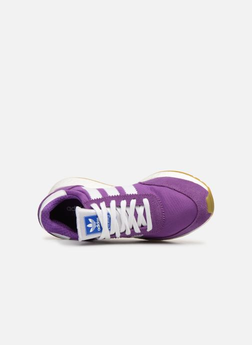 Baskets adidas originals I-5923 W Violet vue gauche