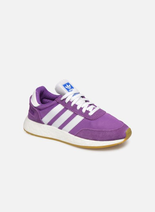 Baskets adidas originals I-5923 W Violet vue détail/paire